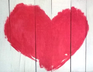 Habitación corazones
